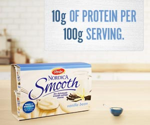 Nordica Smooth - Gay Lea Foods