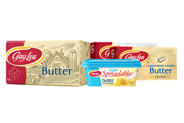 Photo of - GAY LEA - Butter