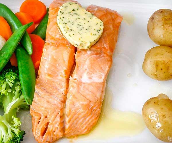 Photo of - Beurre aux agrumes et à l'estragon