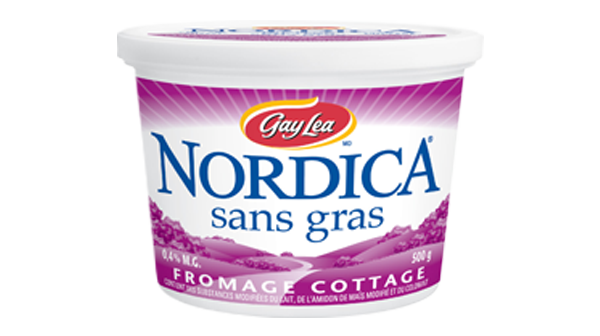 Photo of - Fromage cottage - sans gras