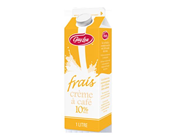 Photo of - Crème à café 10%