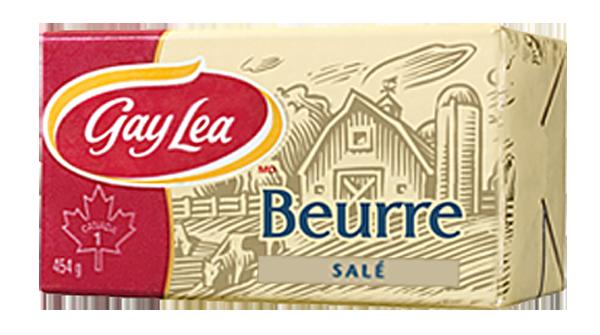 Photo of - GAY LEA - Beurre Salé