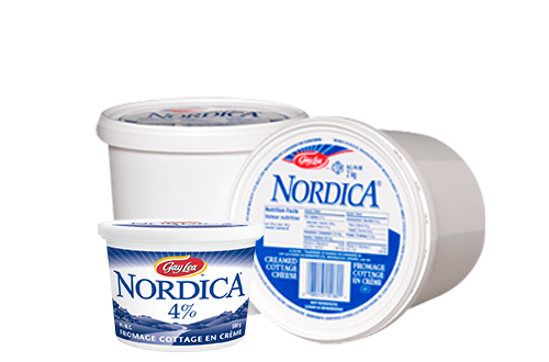 Product group photo for - Fromage cottage Nordica