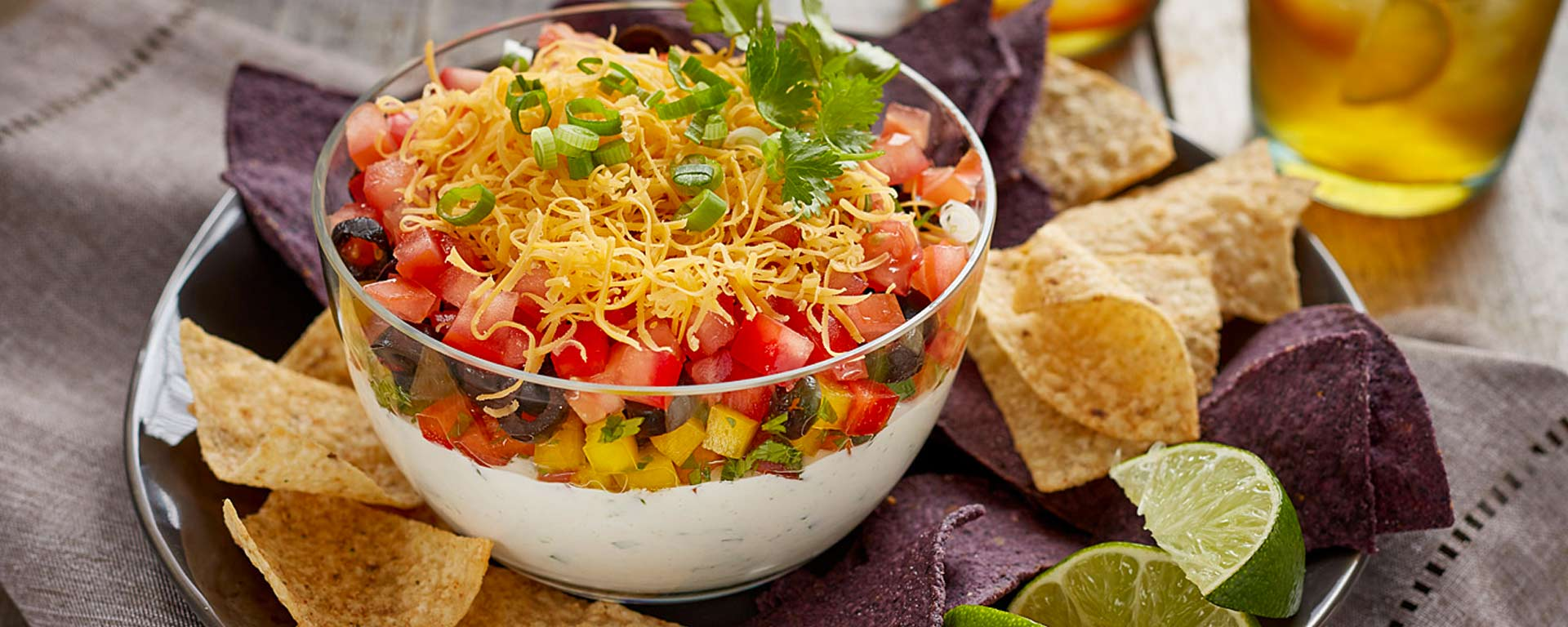 Photo for - Layered Tex Mex Dip