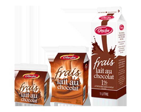 Photo of - Lait au chocolat