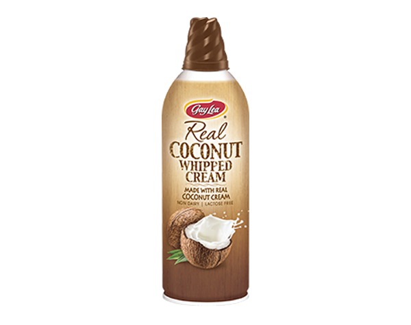 Photo of - GAY LEA - Real Coconut Whipped Cream