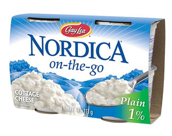 Photo of - Cottage Cheese - single serve 1%