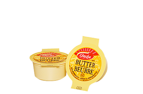 Photo of - Butter Portions- Pots Salted