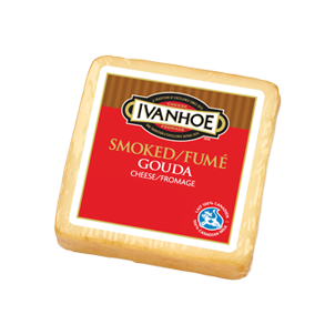 Photo of - IVANHOE - Smoked Gouda