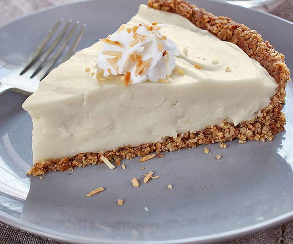 Photo of - Vegan Coconut Cream Pie