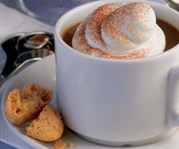 Photo of - Cappuccino Dessert Cups