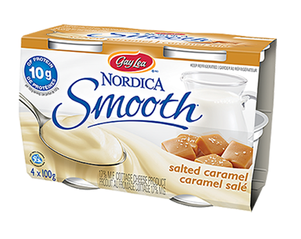 Photo of - Cottage Cheese – Single Serve – Salted Caramel