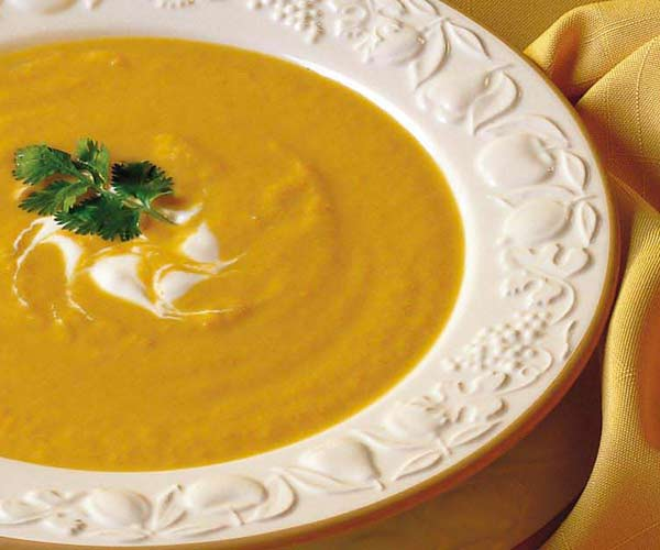Photo of - Carrot and Coriander Soup