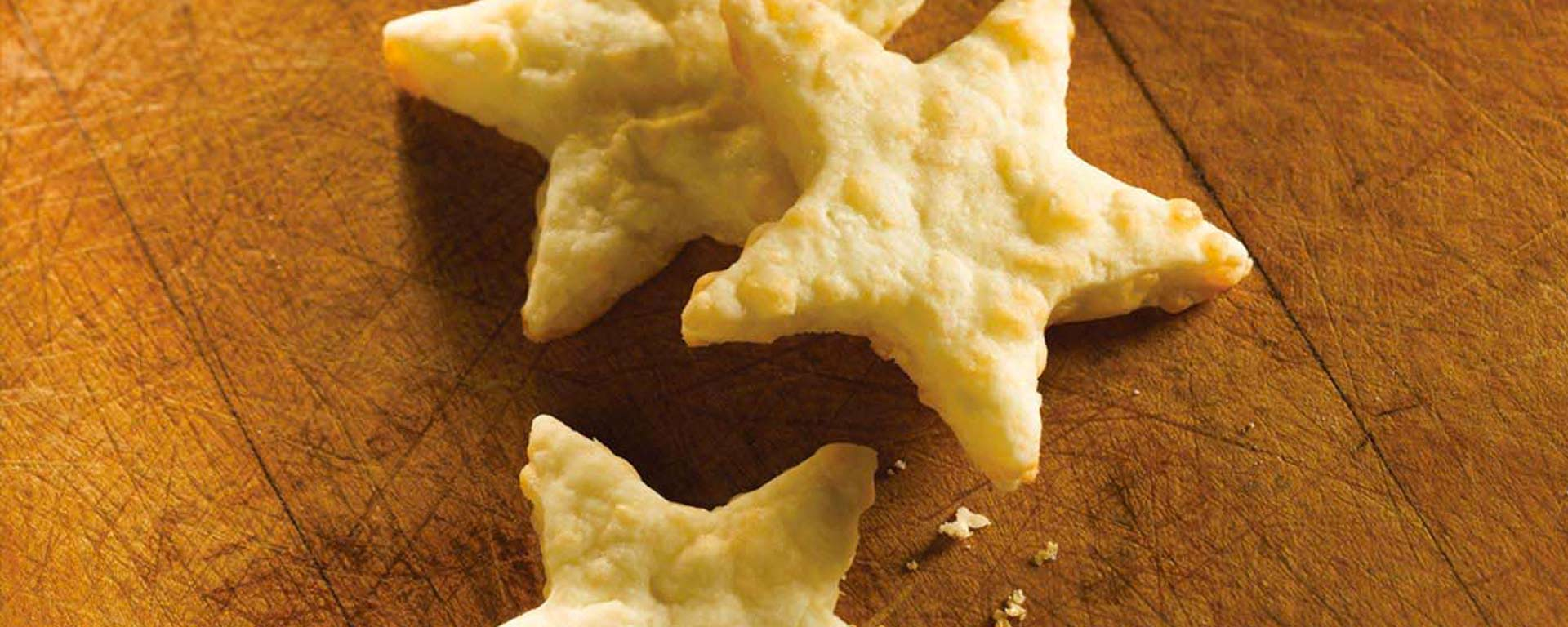 Photo for - Cheese Stars