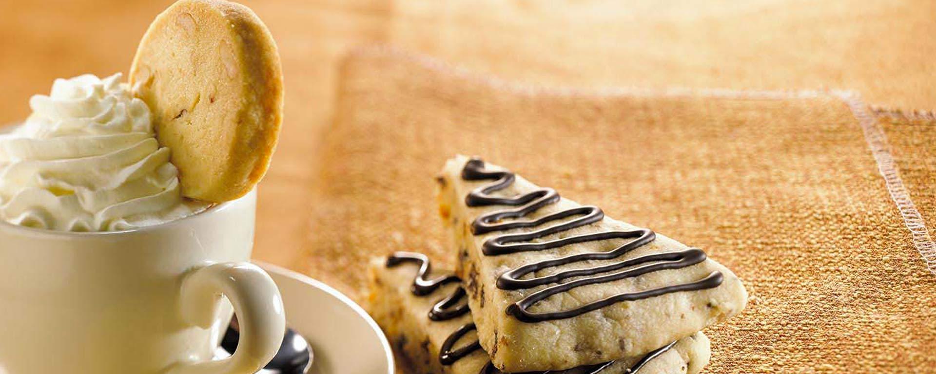 Photo for - Chocolate Orange Shortbread