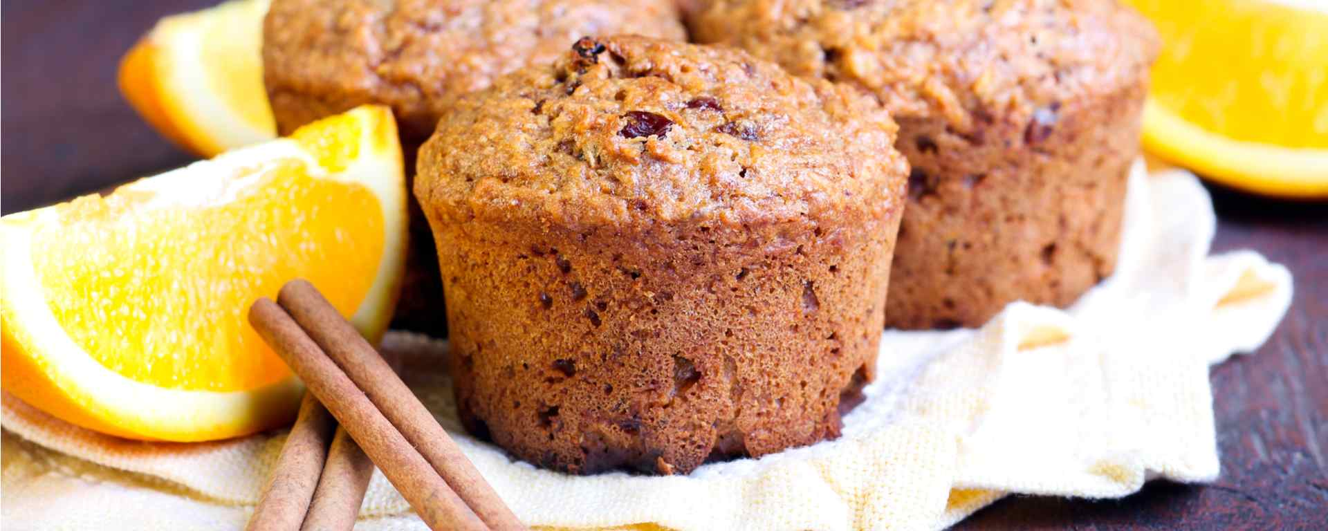 Photo for - Cinnamon Orange Bran Muffins