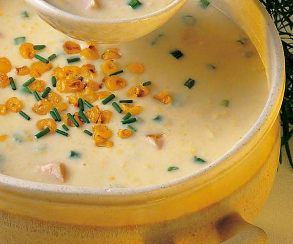 Photo of - Chunky Corn Chowder