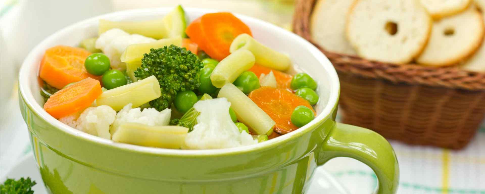 Photo for - Corn Veggie Cornucopia