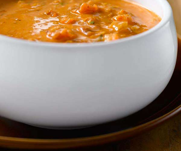 Photo of - Creamy Lentil and Cumin Soup