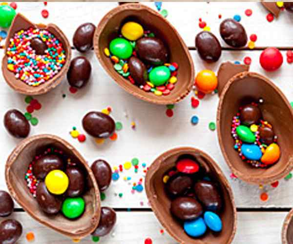 Photo for - A chocolaty easter
