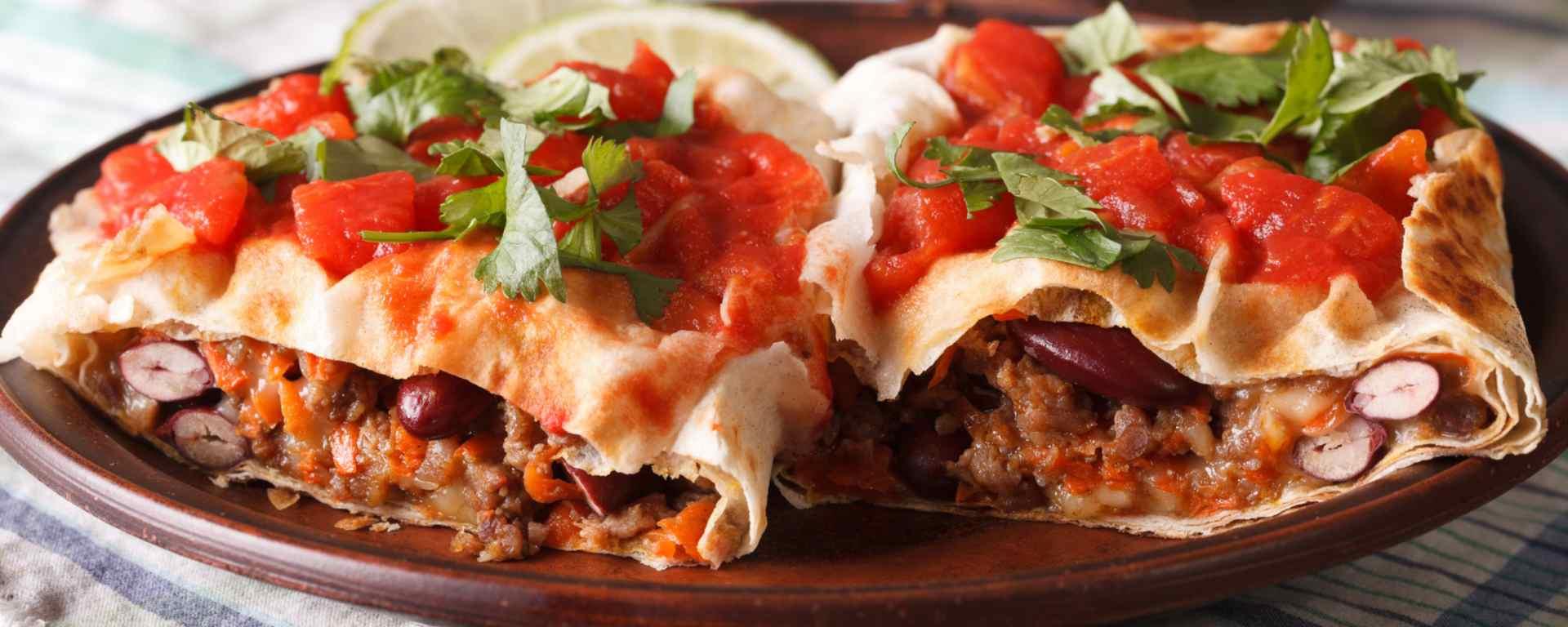 Photo for - Fiesta Chicken Burritos