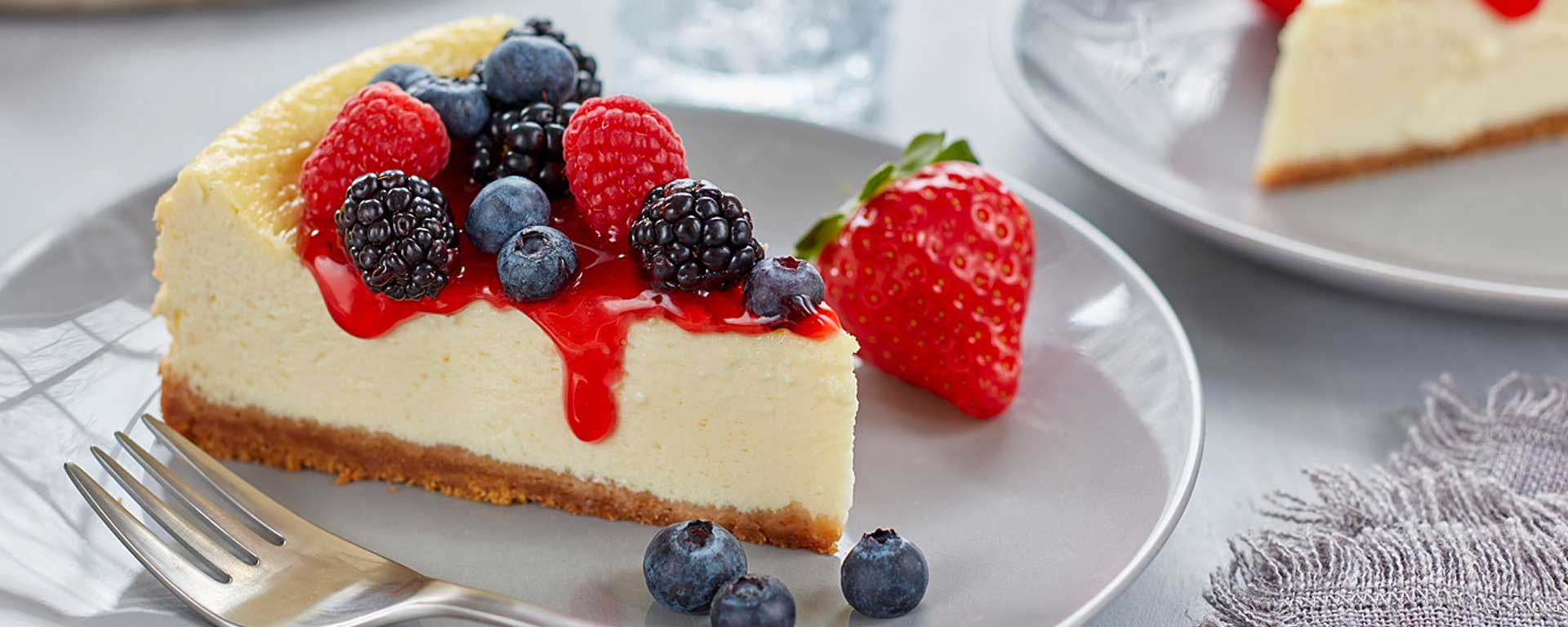 Photo for - Smooth & Sweet Cheesecake