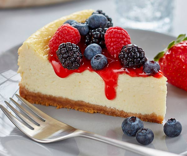 Photo of - Smooth & Sweet Cheesecake