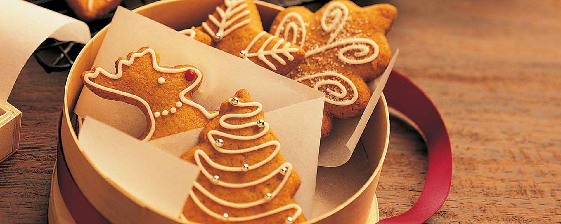 Photo for - Gingerbread Butter Cookies