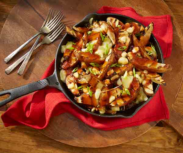 Photo of - Gourmet Grilled Poutine