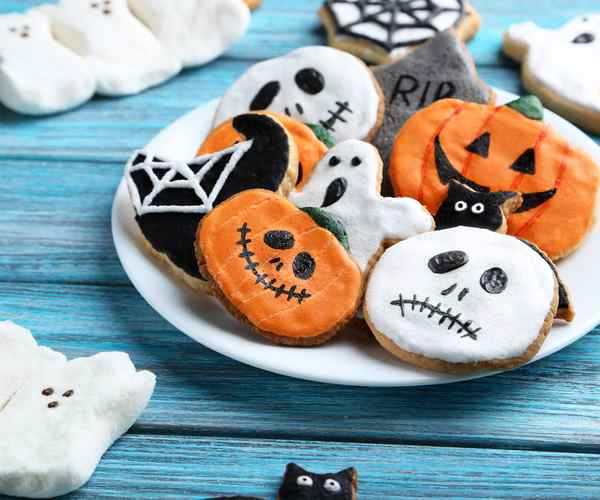 Photo of - Biscuits d'halloween