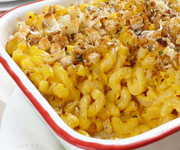 Photo of - Macaroni au fromage santé
