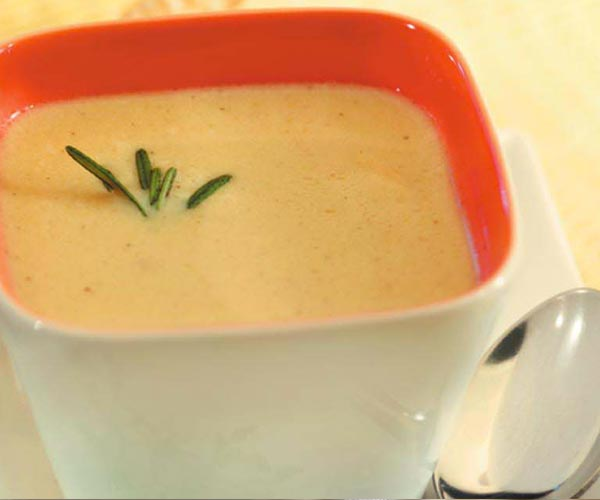 Photo of - Herbed Pumpkin Soup