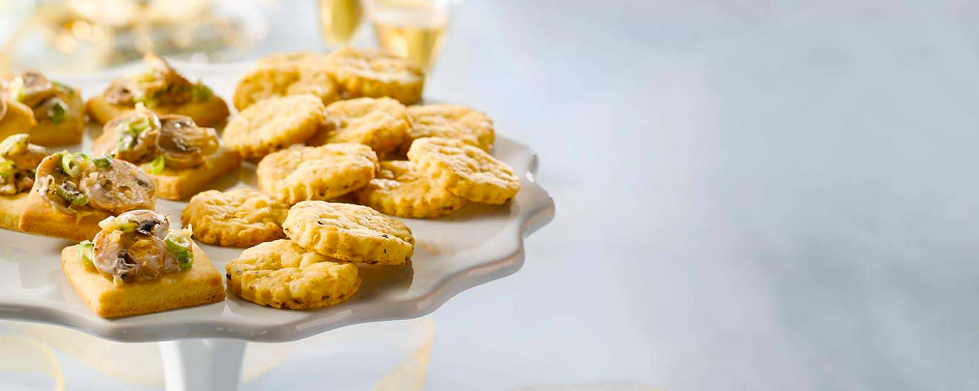 Photo for - Jalapeño Cheese Shortbread