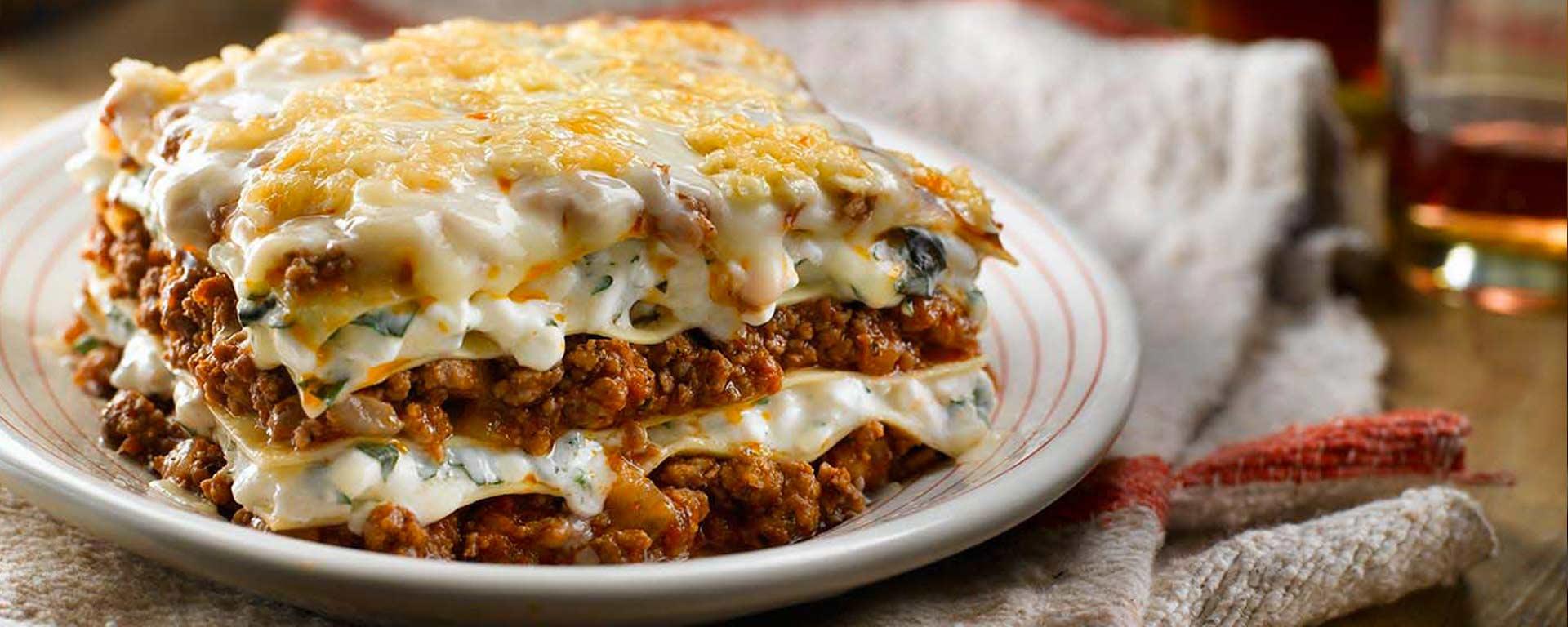 Photo for - Mamma Mia! Meat Lasagna