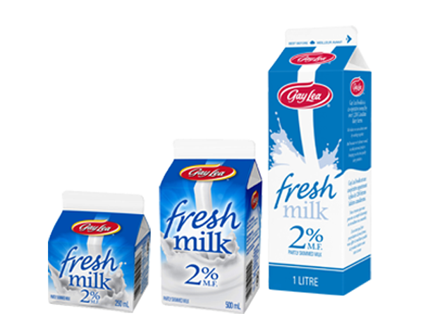 Photo of - 2% Milk