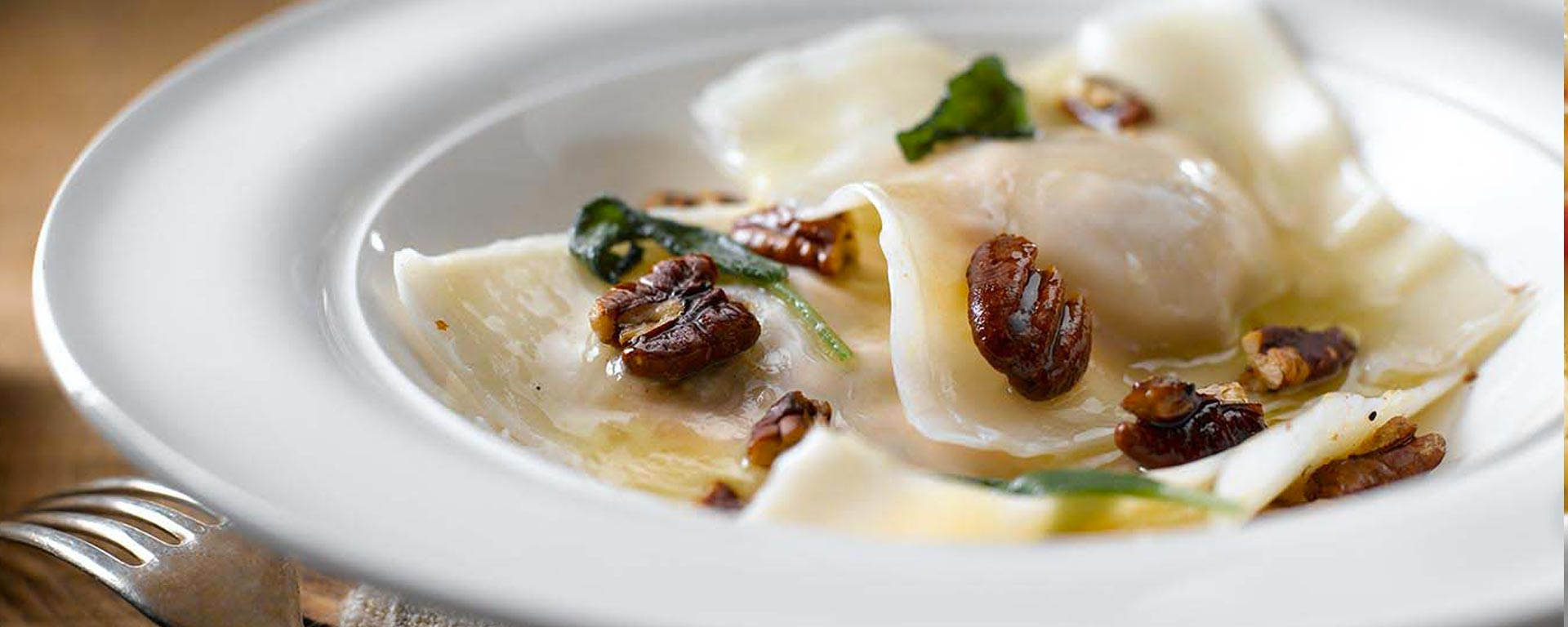 Photo for - Pumpkin Sage Ravioli