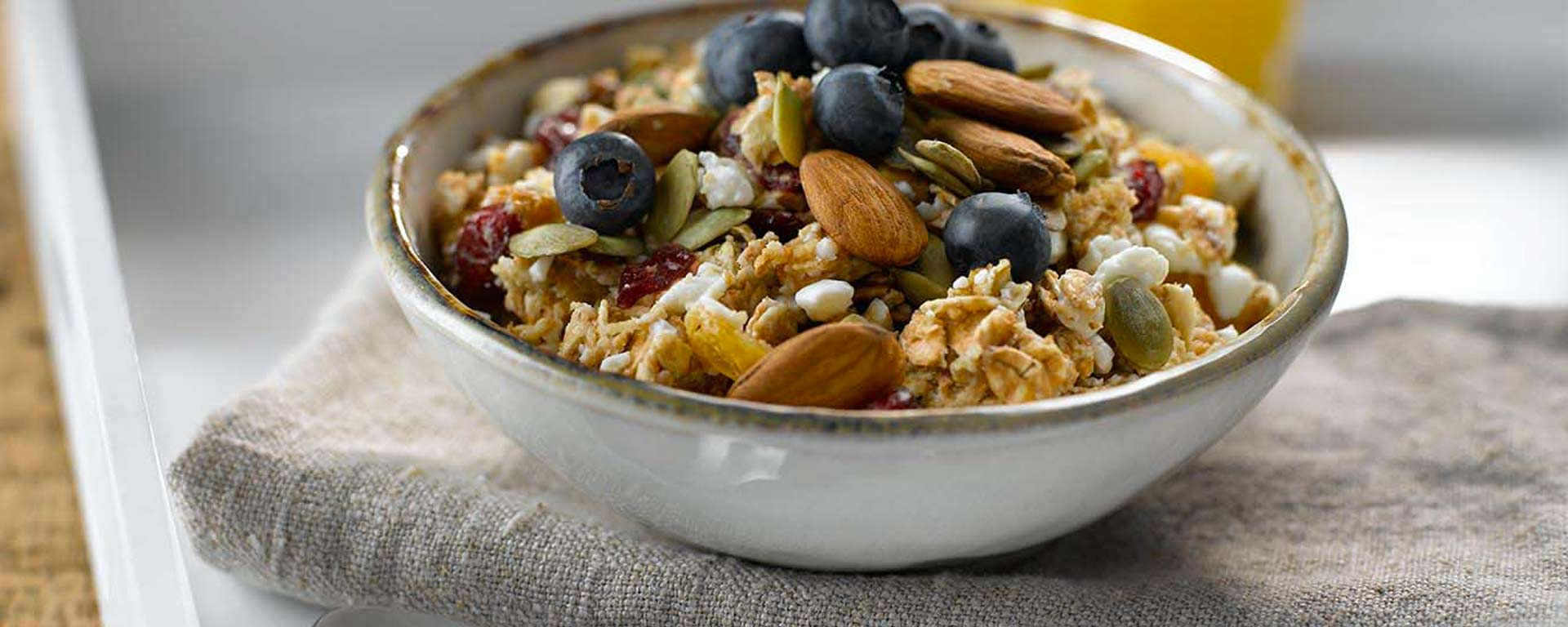 Photo for - Overnight Protein-Packed Müesli
