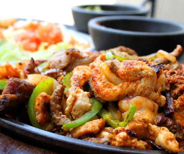 Photo of - Sizzling Mexican Fajitas