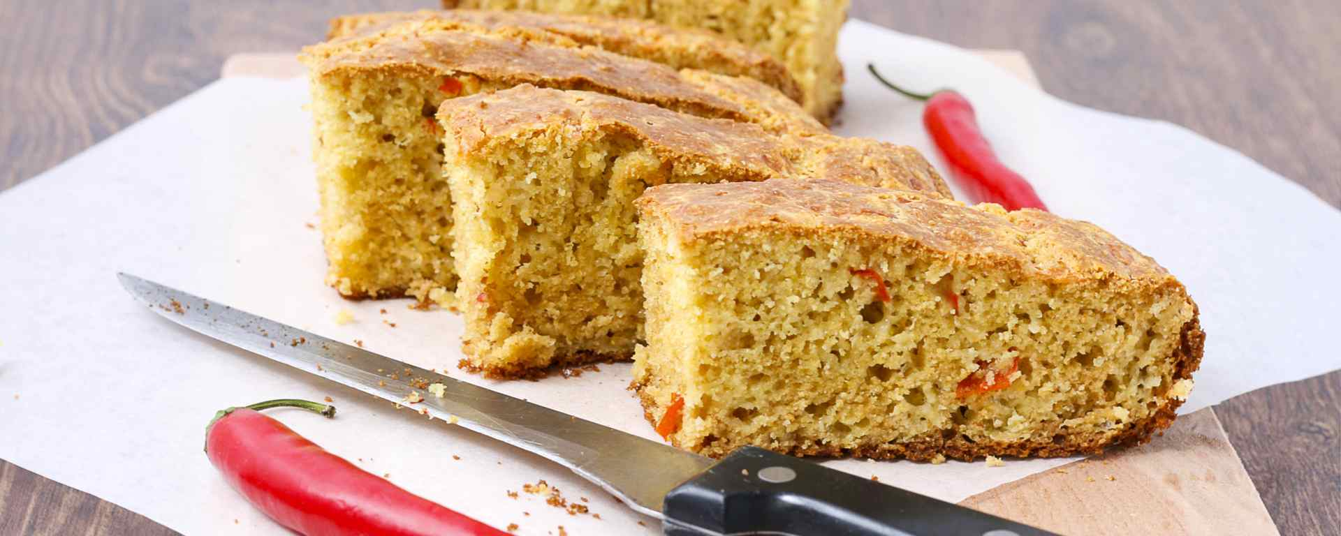 Photo for - Smoky Cheese Cornbread