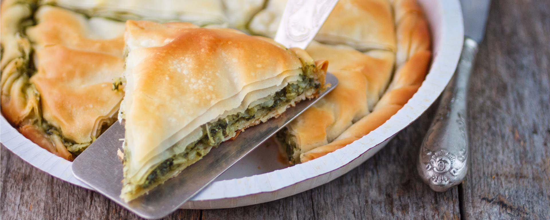 Photo for - Spanakopita