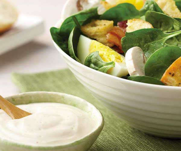 Photo of - Spinach Salad