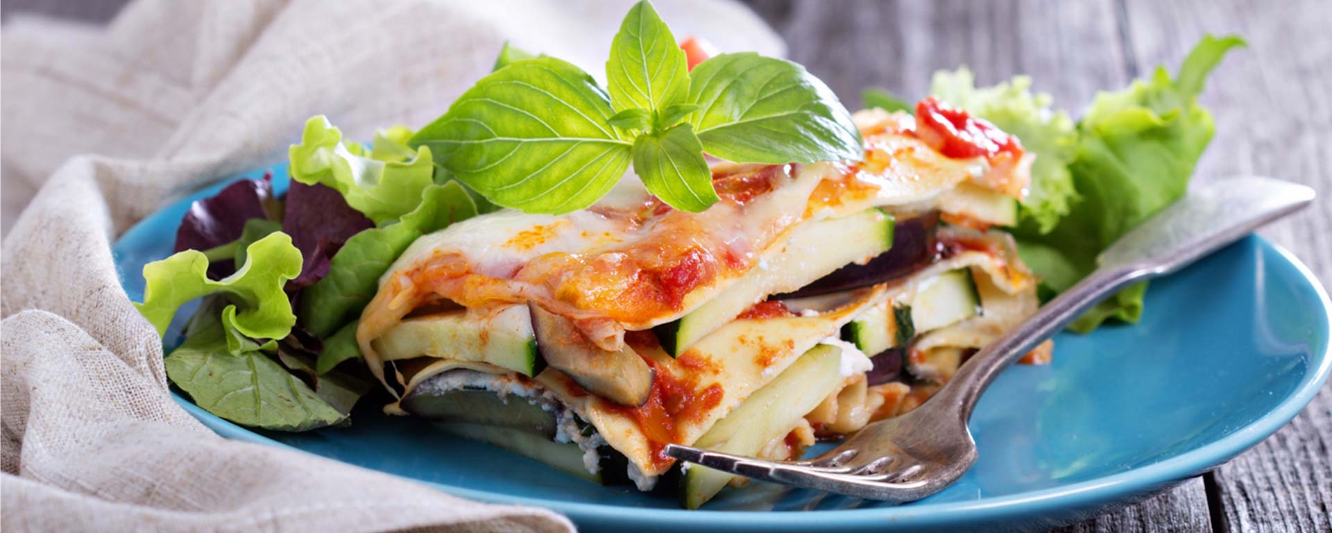 Photo for - Vegetable Lasagna Swirls