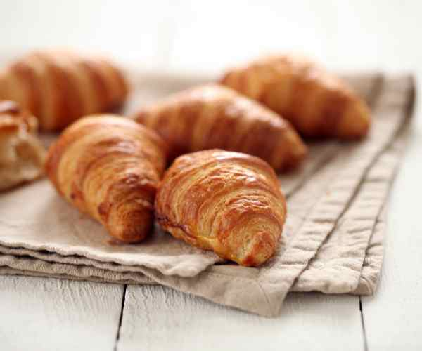 Photo of - Croissants au beurre