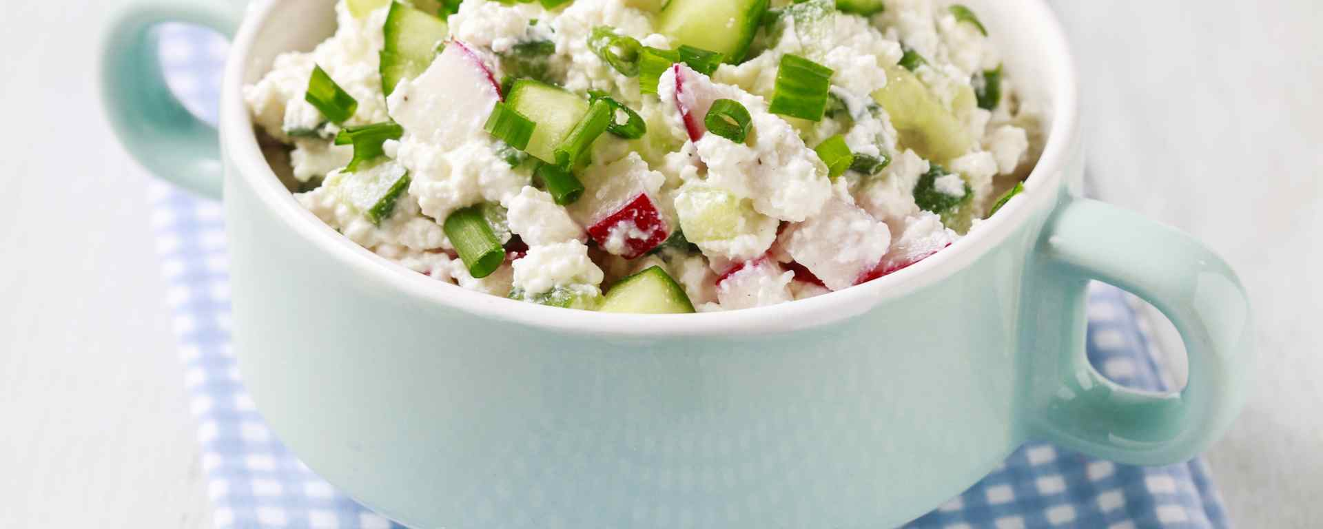 Photo for - Zesty Italian Cottage Cheese Salad Topper