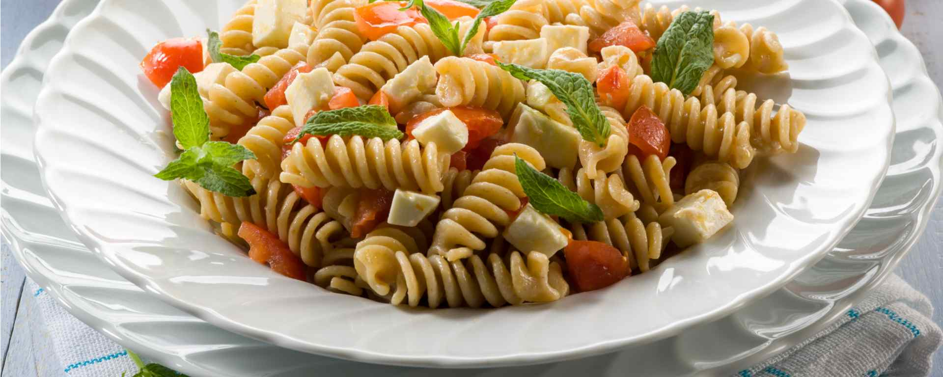Photo for - Raspberry Pesto Pasta Salad