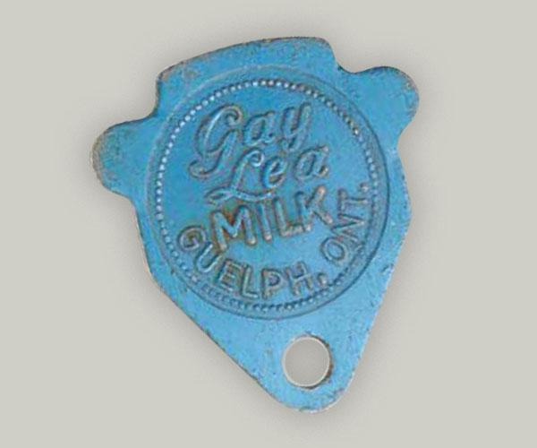 Milk tag