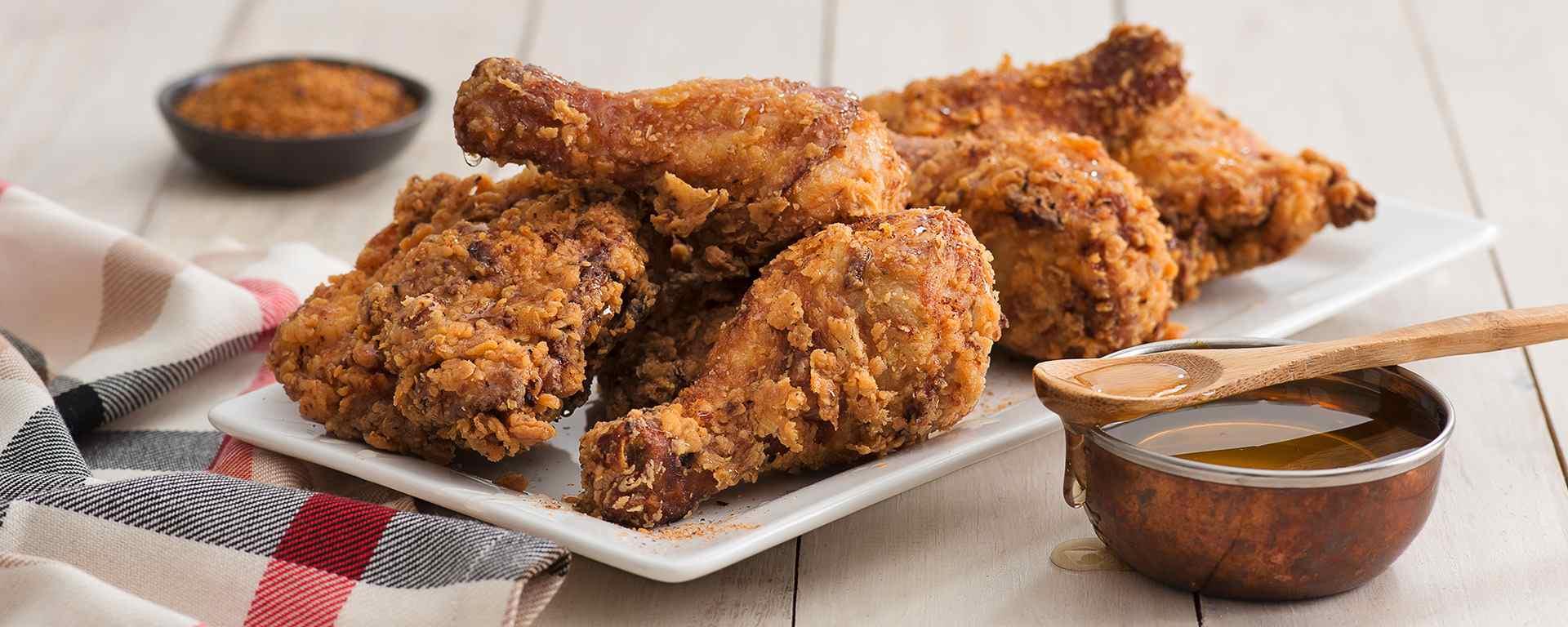 Photo for - Harissa Fried Chicken