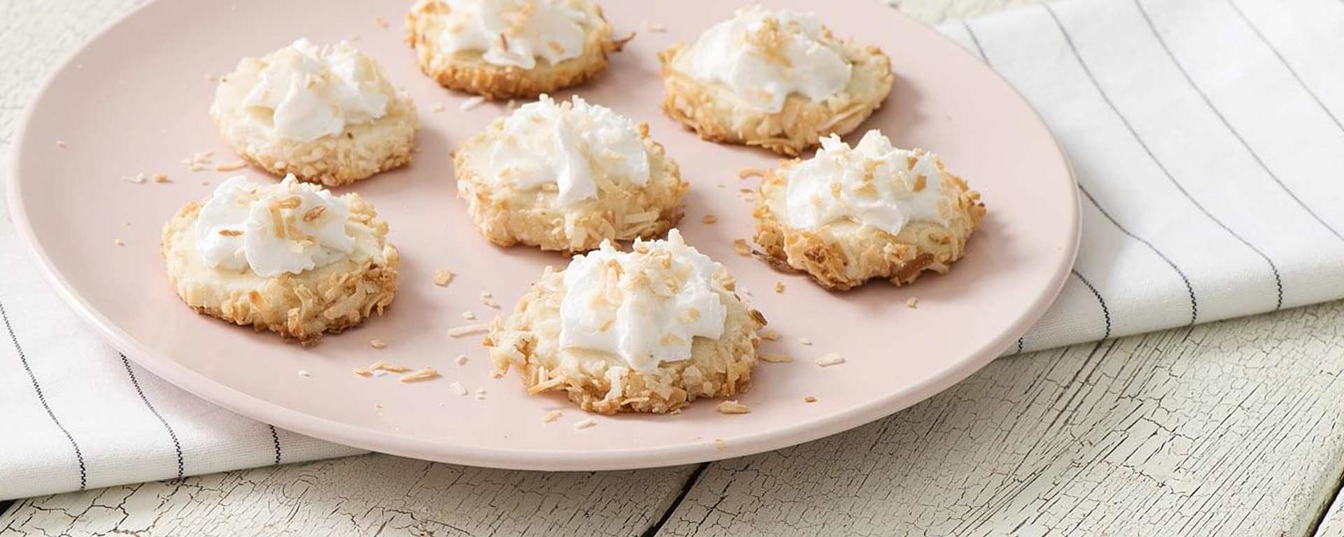 Photo for - Coconut Cloud Cookies