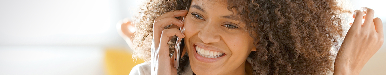 Photo for telephone inquiry section.