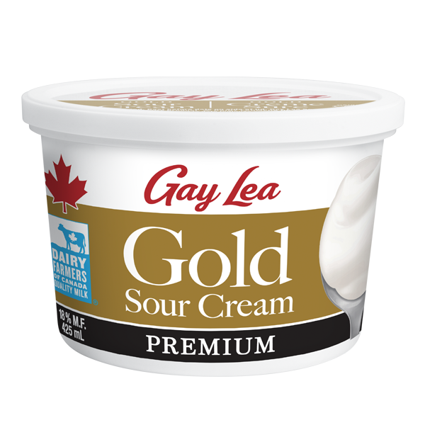Photo of - Gold Premium Sour Cream